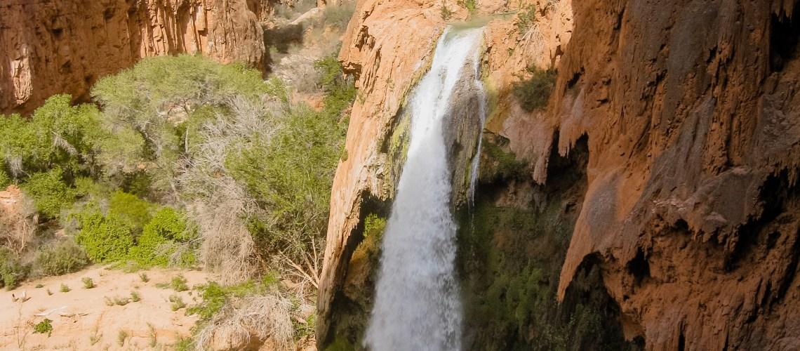 Havasupai Falls, Grand Canyon, Arizona, USA © 2019 ericarobbin.com | All rights reserved.
