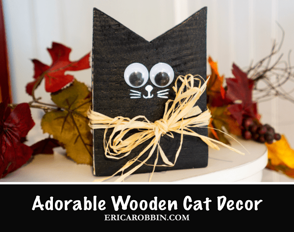 Wooden Cat Decor © 2018 ericarobbin.com | All rights reserved.