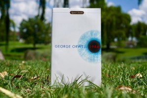 1984 by George Orwell © 2019 ericarobbin.com | All rights reserved.