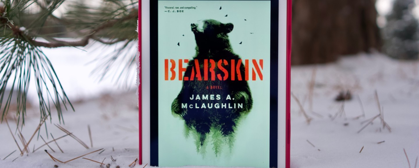 Bearskin by James A. McLaughlin © 2019 ericarobbin.com | All rights reserved.
