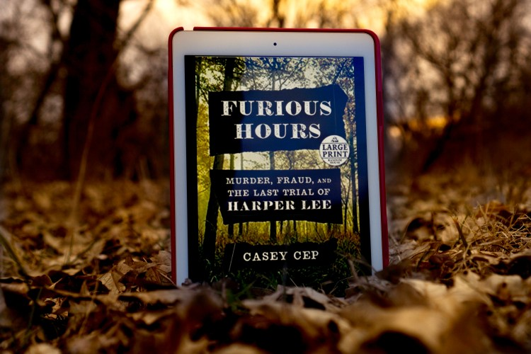 Furious Hours: Murder, Fraud, and the Last Trial of Harper Lee by Casey Cep © 2019 ericarobbin.com | All rights reserved.