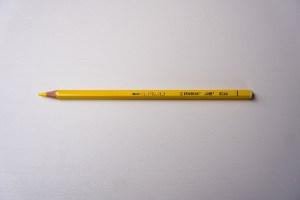 Stabilo All-STABILO Graphite Color Pencil - Yellow © 2019 ericarobbin.com | All rights reserved.