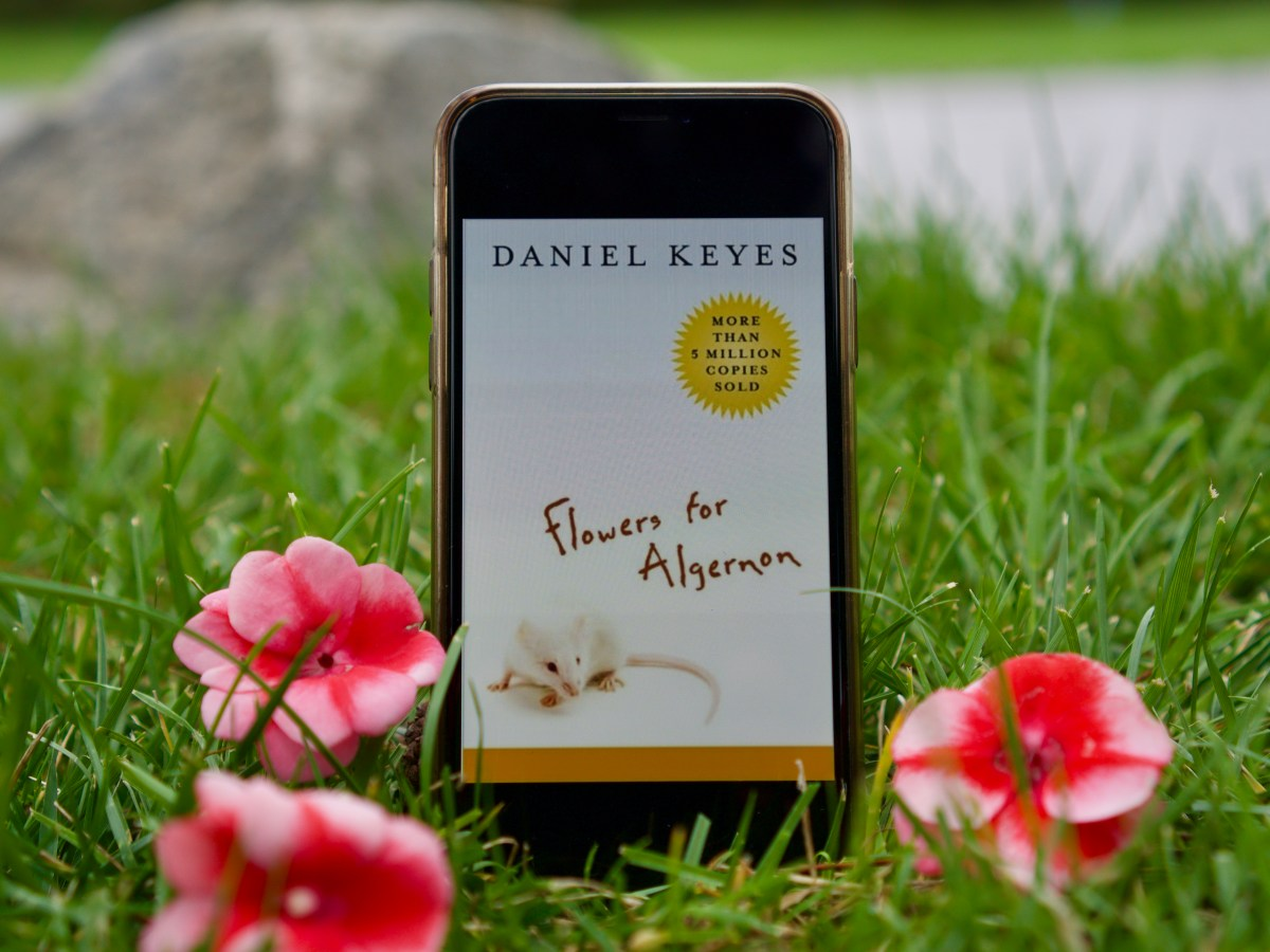 Flowers for Algernon by Daniel Keyes © 2019 ericarobbin.com | All rights reserved.