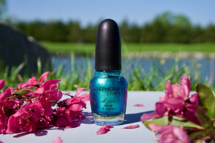 Mermaid to Order by OPI Sephora © 2019 ericarobbin.com | All rights reserved.