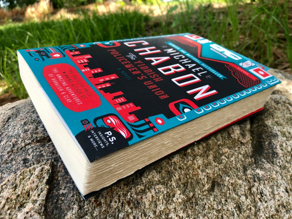 The Yiddish Policemen's Union by Michael Chabon © 2019 ericarobbin.com   All rights reserved.