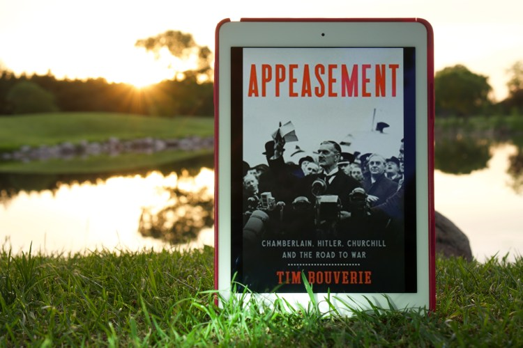 Appeasement: Chamberlain, Hitler, Churchill, and the Road to War by Tim Bouverie © 2019 ericarobbin.com | All rights reserved.
