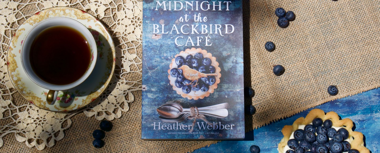 Midnight at the Blackbird Café by Heather Webber Book