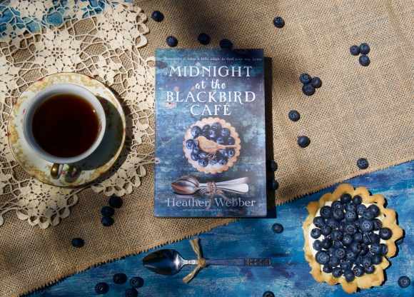 Midnight at the Blackbird Café by Heather Webber © 2019 ericarobbin.com | All rights reserved.