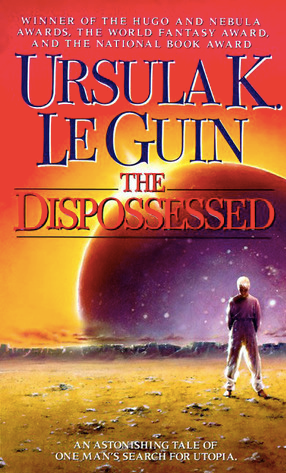 The Dispossessed by Ursula K. Le Guin   Erica Robbin