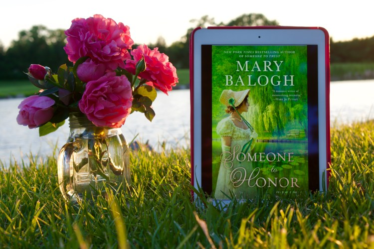 Someone to Honor (Westcott #6) by Mary Balogh