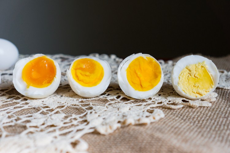 Boiled Eggs   Erica Robbin