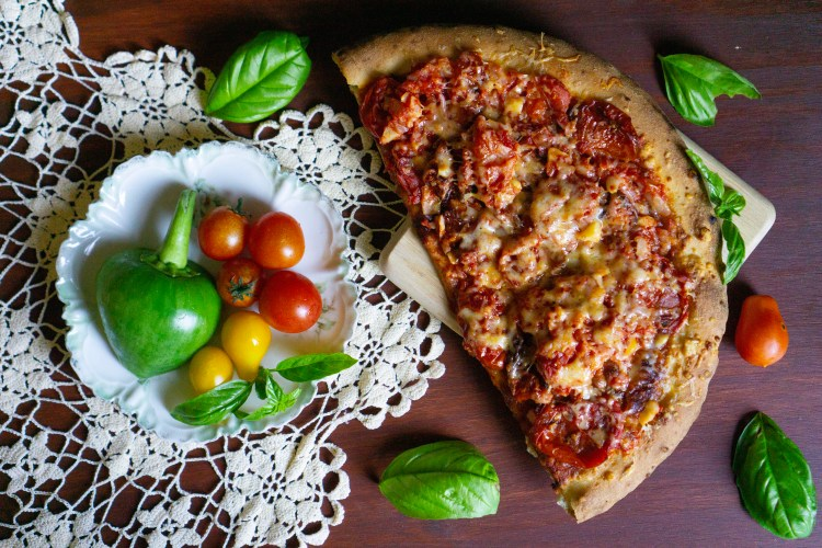 Homemade Pizza | Erica Robbin