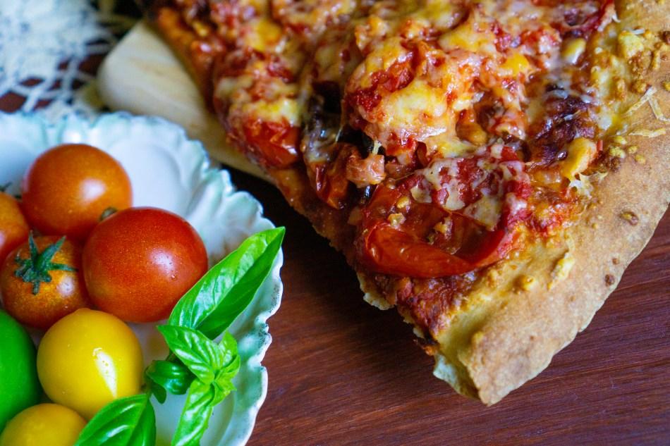 Homemade Pizza & Spaghetti Sauce   Erica Robbin