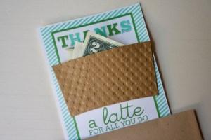 Thank You Card | Erica Robbin