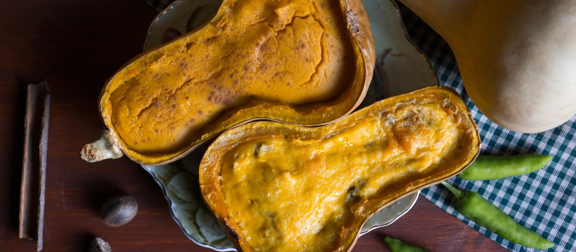 Sweet or Savory Butternut Custard | Erica Robbin