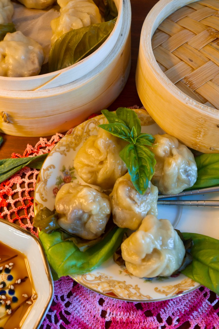 Nintendo Game Inspiration: Dumplings from Overcooked! | Erica Robbin