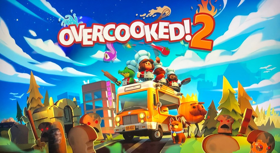 Overcooked! Video Game