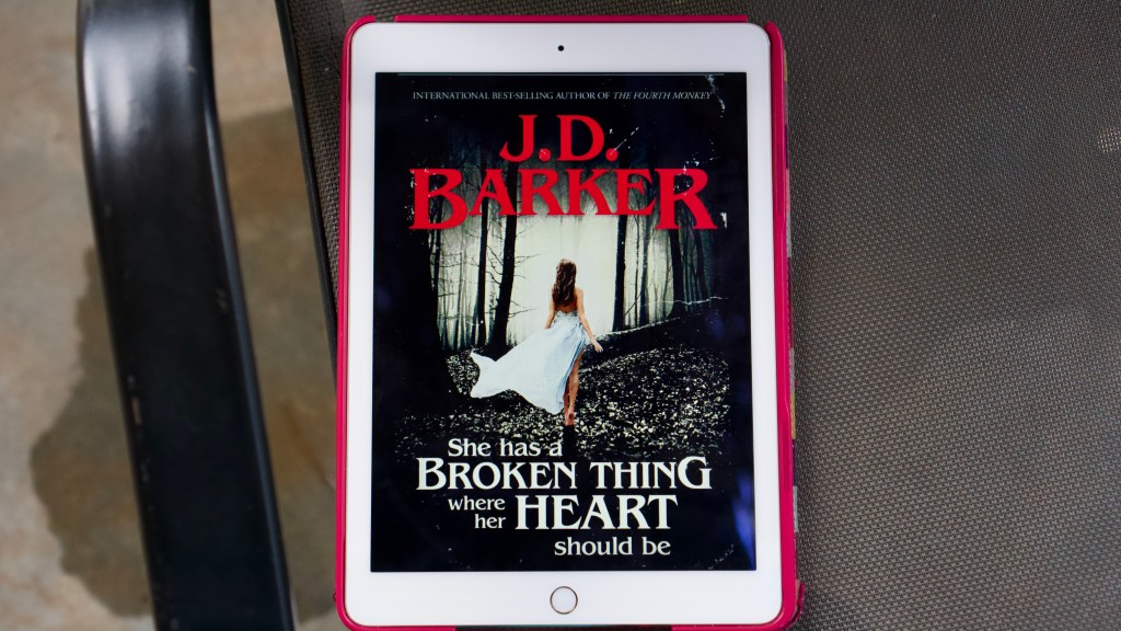 She Has A Broken Thing Where Her Heart Should Be by J.D. Barker | Erica Robbin