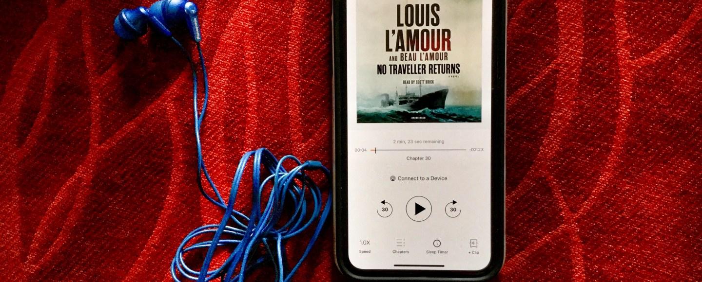 No Traveller Returns by Louis L'Amour, Beau L'Amour | Erica Robbin