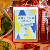Brunch the Sunday Way by Alan Turner; Terence Williamson