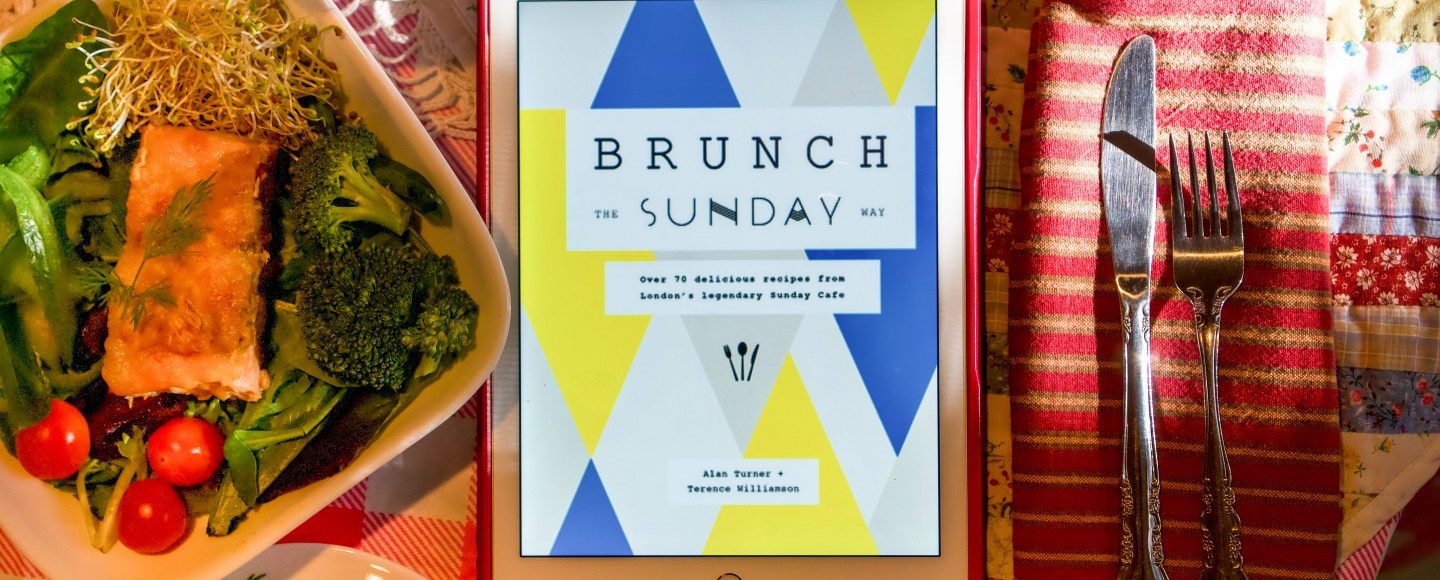 Brunch the Sunday Way by Alan Turner; Terence Williamson   Erica Robbin