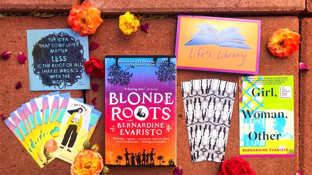 Blonde Roots by Bernardine Evaristo | Erica Robbin