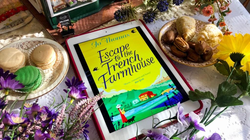 Escape to the French Farmhouse by Jo Thomas | Erica Robbin