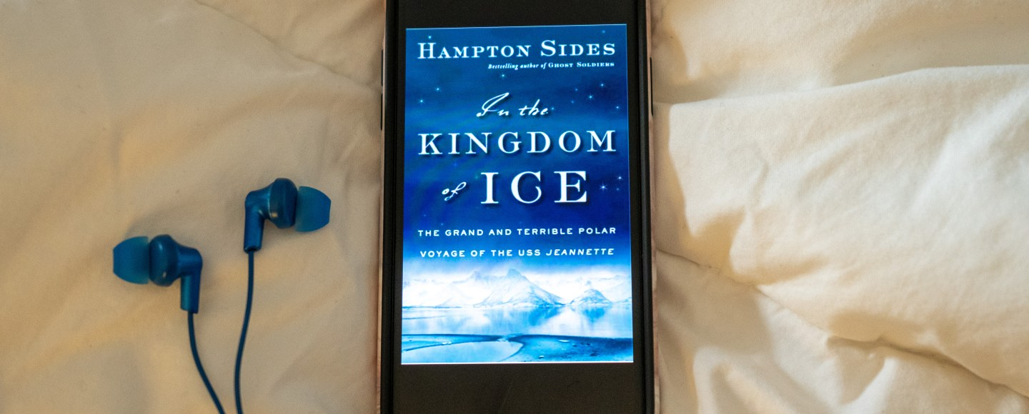 In the Kingdom of Ice by Hampton Sides   Erica Robbin
