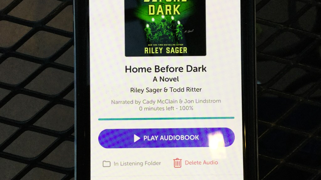Home Before Dark by Riley Sager | Erica Robbin