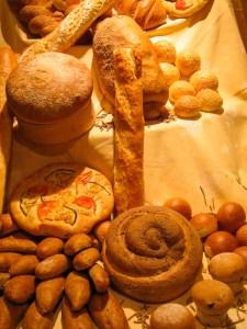 Bread Display in Jordan