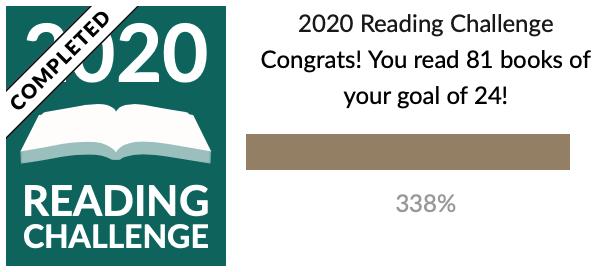 2020 Goodreads Reading Challenge Banner | Erica Robbin