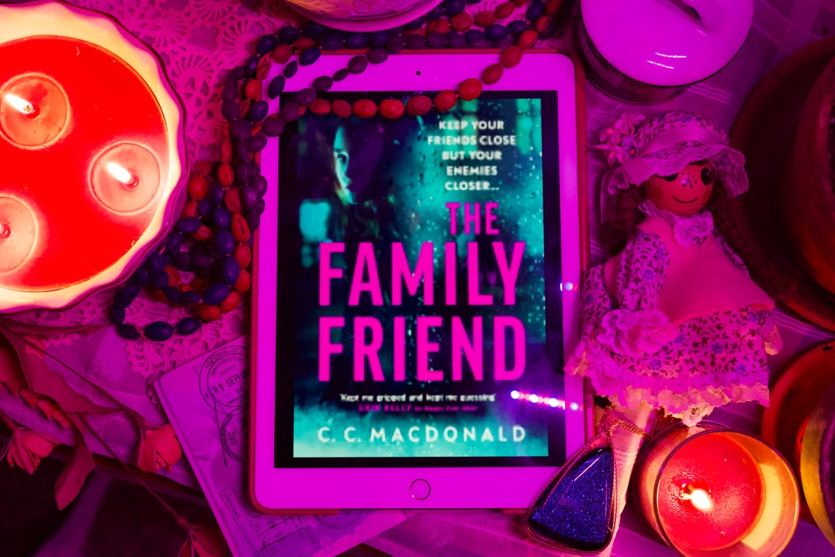 The Family Friend by C.C. Macdonald | Erica Robbin
