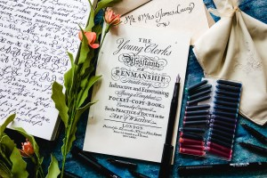 The Young Clerks Book of Penmanship | Erica Robbin