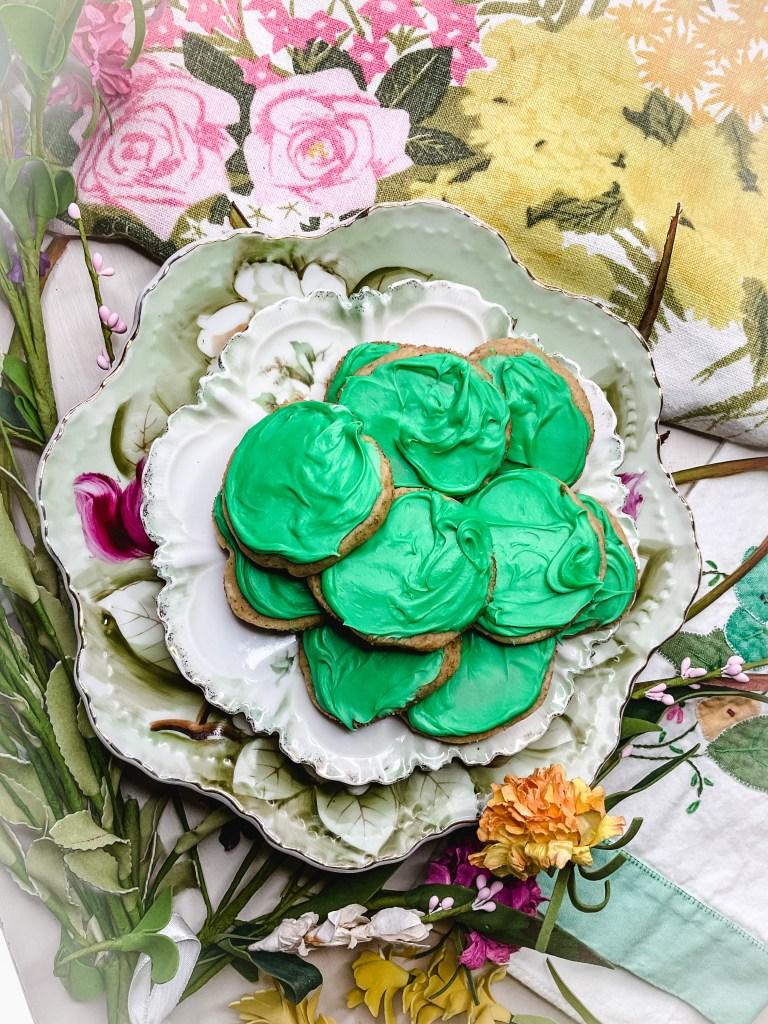 Anise Sugar Cookies   Erica Robbin
