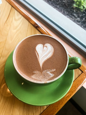 Heart Coffee | Erica Robbin