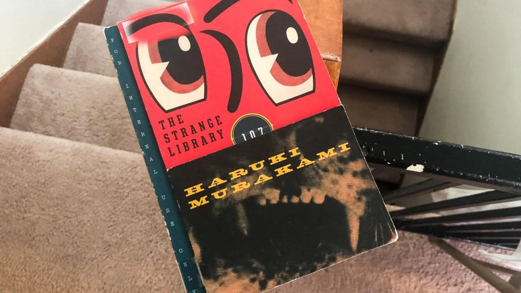 The Strange Library by Haruki Murakami | Erica Robbin
