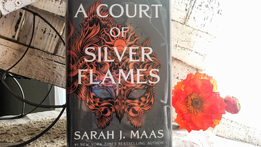 A Court of Silver Flames by Sarah J. Maas | Erica Robbin