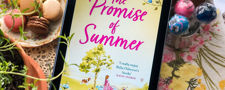 The Promise of Summer by Bella Osborne | Erica Robbin