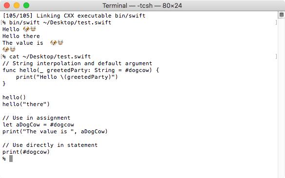 - IT WORKED 1 - Adventures in Compiler Mods — Erica Sadun