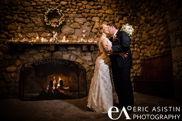 Jen And Michael Are Married Valhalla Historic Lodge South Lake Tahoe Ca Eric Asistin Photography