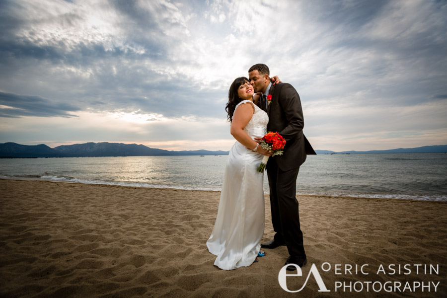 South Lake Tahoe Wedding by Eric Asistin Photography