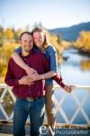Betsy and Dan on Bridge St. Verdi, NV
