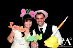Aubree and Jesse's photo booth from their reception at the Eldorado Casino Reno NV