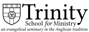 logo for Trinity School for Ministry in Ambridge, PA