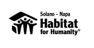 logo for Solano-Napa Habitat for Humanity in Fairfield, California