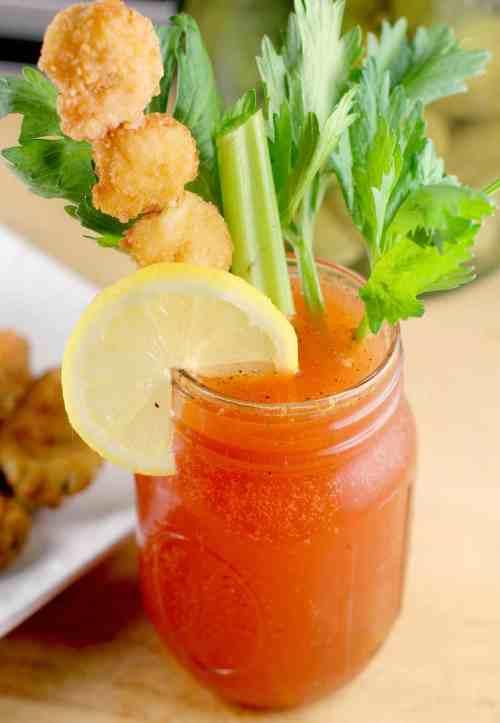 Msg 4 21+ Seafood Michelada PLUS a Bonus Dip! #MyMicheladaMatch #ad