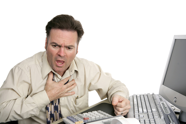 Heart Attack Risk When Working Overtime - Eric Bakker N.D.