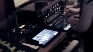 End of day – (Rhodes, Tape Delay, Drums, & CONTINUA)