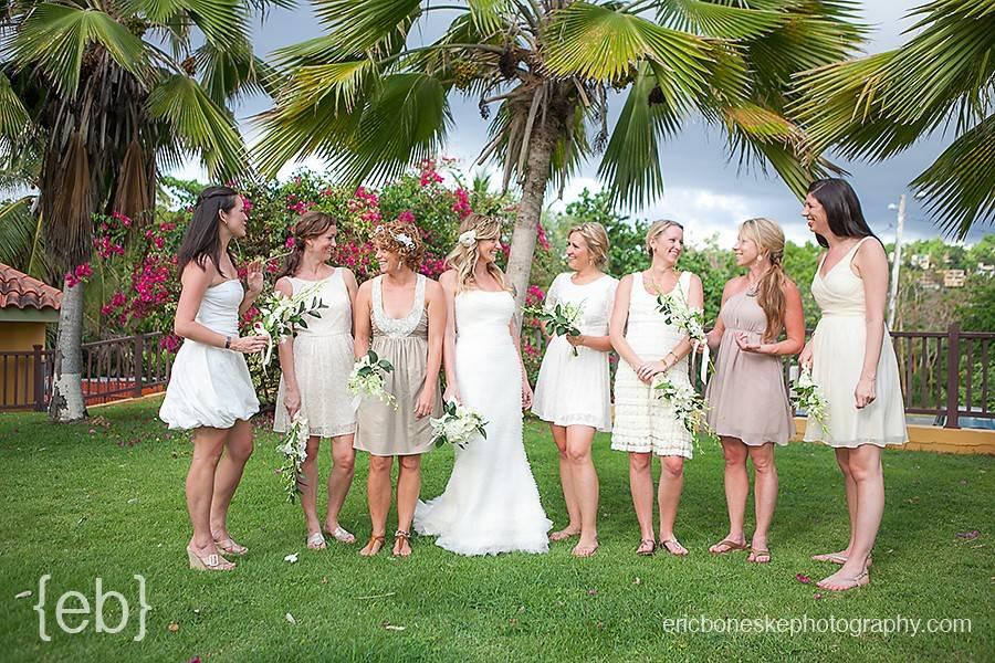 Weddings At Villa Playa Maria Puerto Rico Nicole And