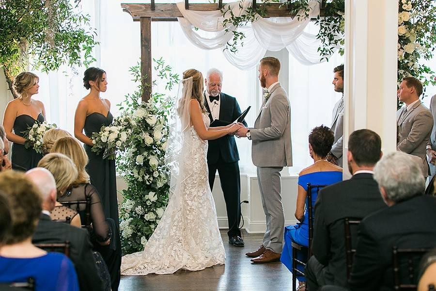 Downtown Wilmington Wedding Cynthia And James Eric